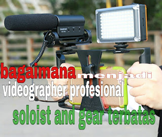 Membuat video profesional