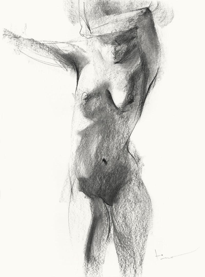 Drawings by Yulia Lobanov from Barcelona, Spain.