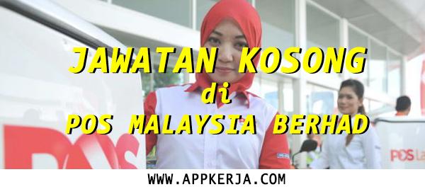 Pos Malaysia Berhad (POS Malaysia)