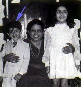 Jennifer Aniston: Hrithik Roshan Childhood Photos