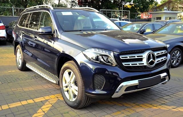 Mercedes GLS 350 d 4MATIC luôn tạo sự khác biệt mạnh mẽ, trẻ trung