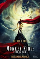 Monkey King: Hero is Back (2016) Poster