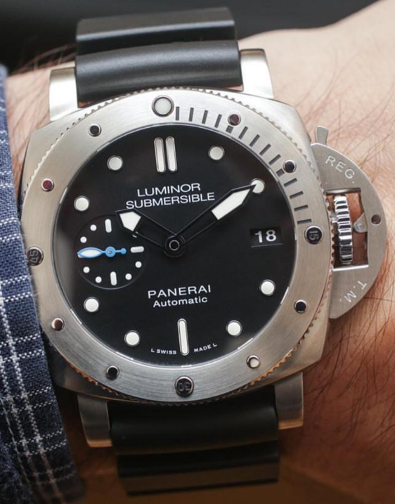 PANERAI Luminor Submersible 1950 3 Days Automatic Acciaio 42 mm