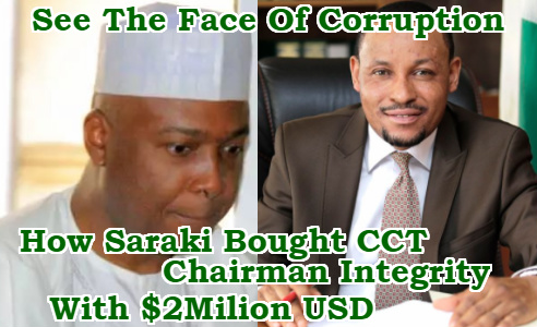 saraki paid $2million dollars cct chairman