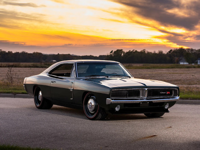 модифицикация  Dodge Charger 1969