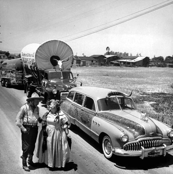 "1949 Buick Super Custom Review: Just A Car Guy: The Reno Harold's Club 1949 ""Silver Dollar"