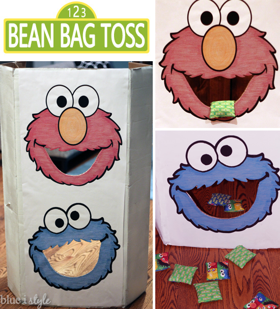 Bean Bag Toss Would Be Perfect I Found A Small Option Available On But It Wasn T What Really Wanted So Figured Out Simple Way To Make My