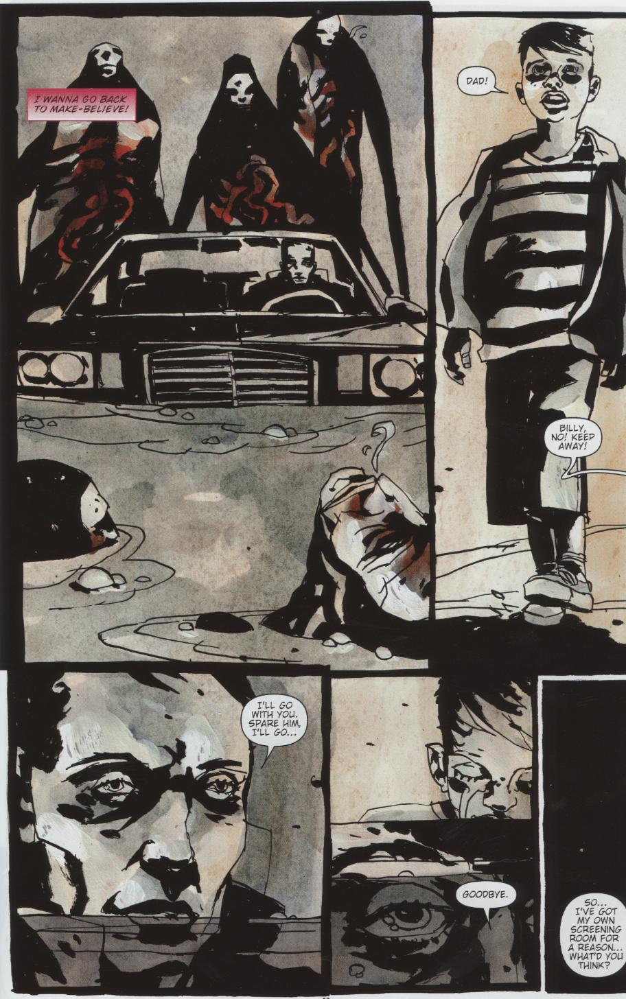 Read online Silent Hill: Dead/Alive comic -  Issue #1 - 13