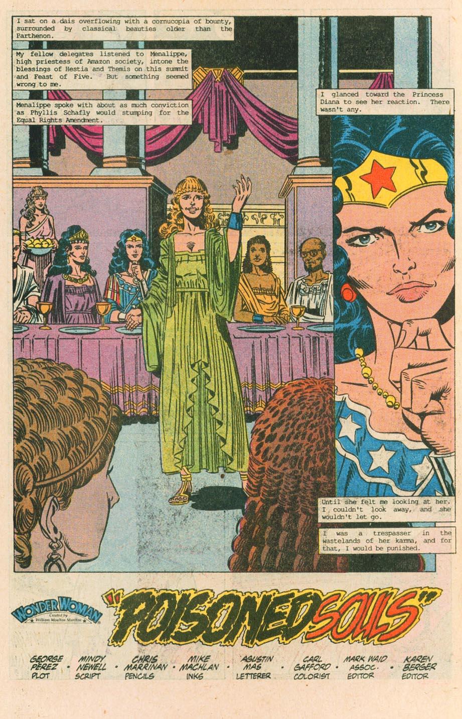 Read online Wonder Woman (1987) comic -  Issue #39 - 6