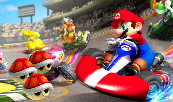 The Mario Kart VR Is Coming To London