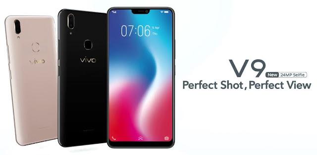 Vivo V9 in India 2018