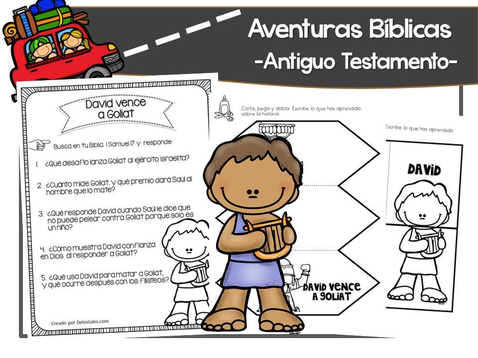 Lujo Páginas Para Colorear De David Y Goliath Para Niños Modelo ...