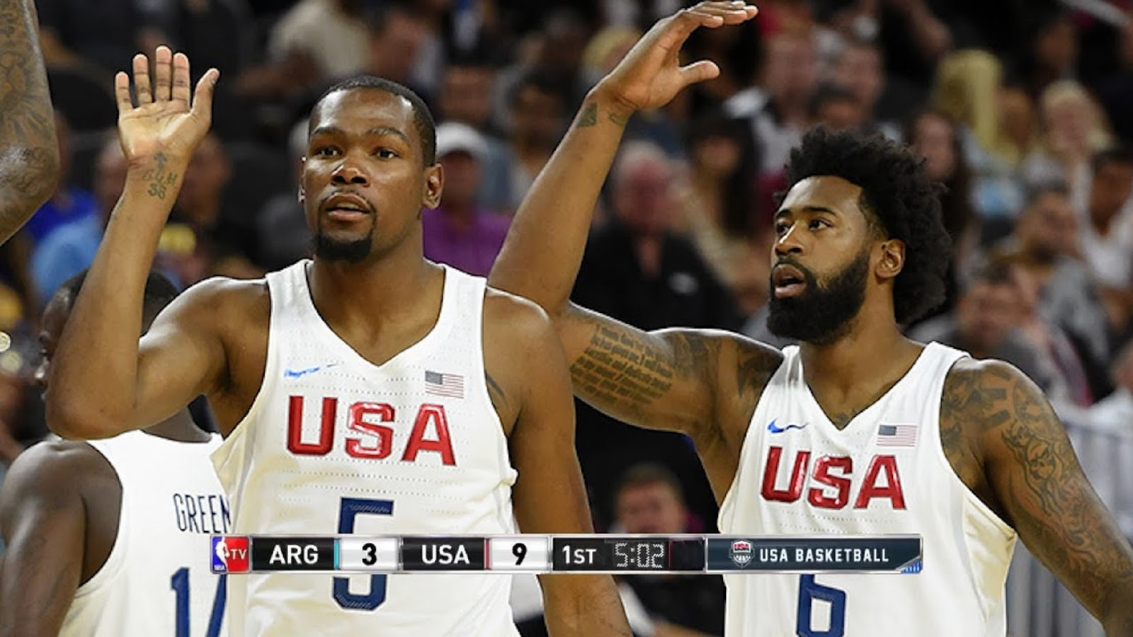 OLYMPICS TEAM USA BASKETBALL 3