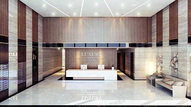 Phòng bán hàng dự án Luxury Apartment