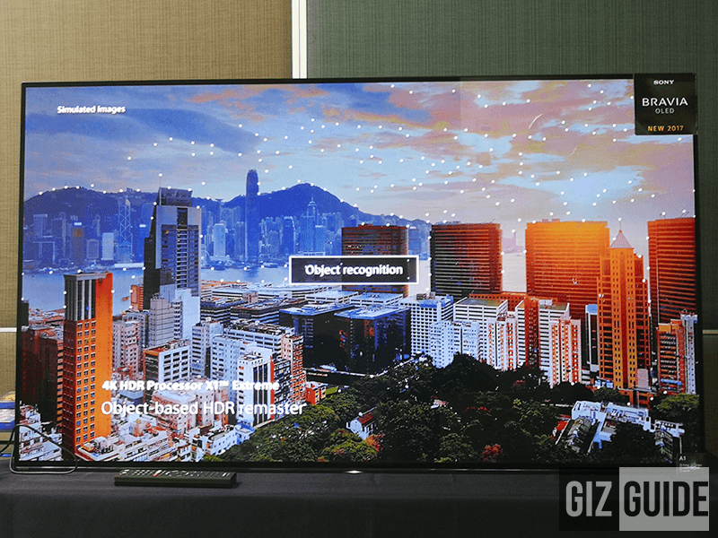 Sony's New BRAVIA OLED A1 TV Series Are Great For Gaming Too!
