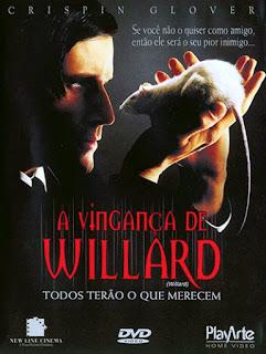 A Vingança de Willard - DVDRip Dublado