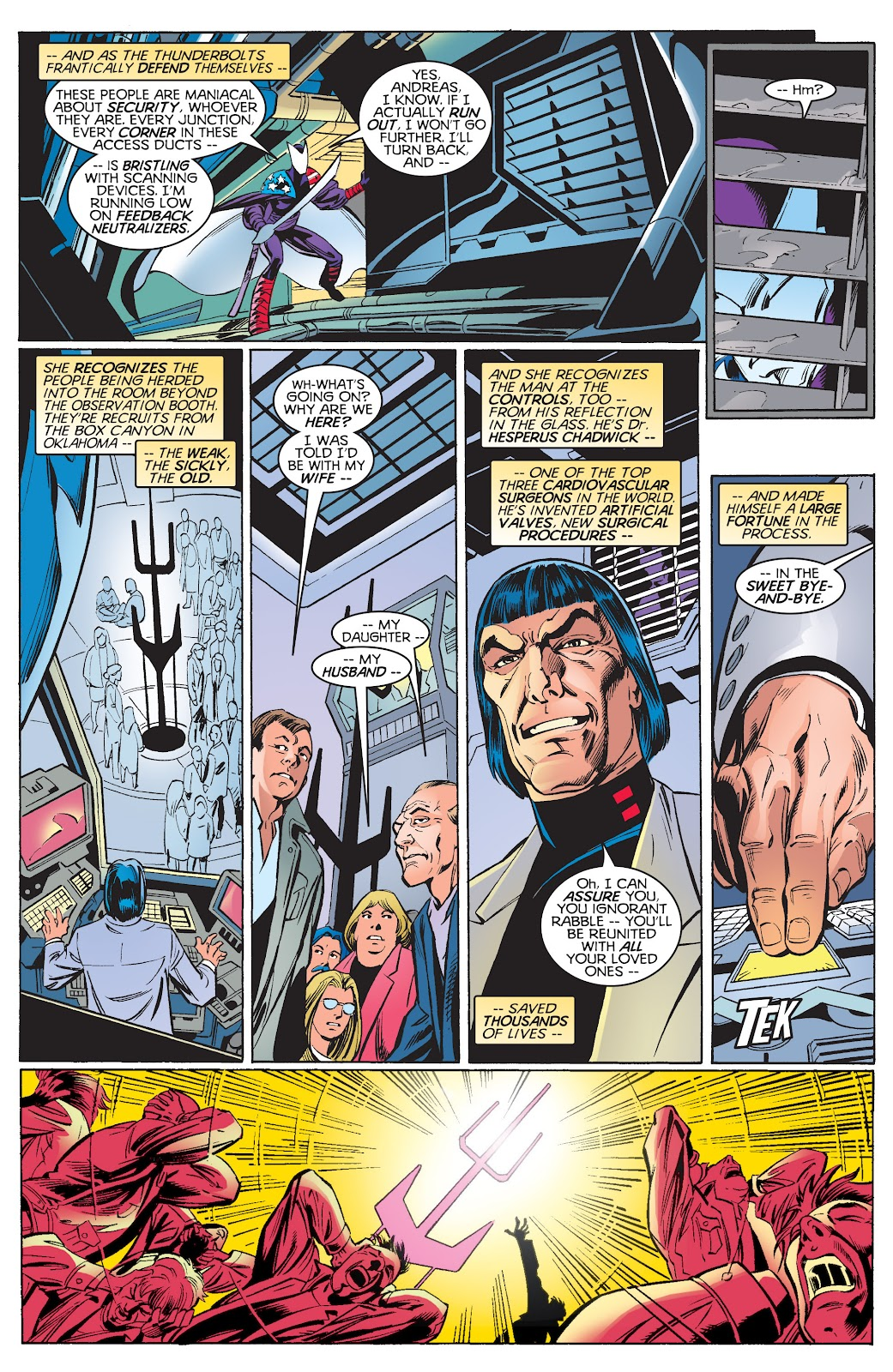 Read online Hawkeye & The Thunderbolts comic -  Issue # TPB 1 (Part 3) - 20