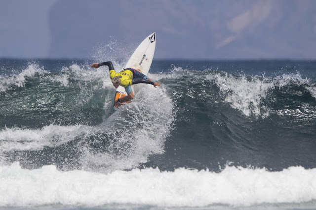 12 Charly Quivront FRA Lanzarote Teguise 2015 Franito Pro Junior SL Gines Diaz