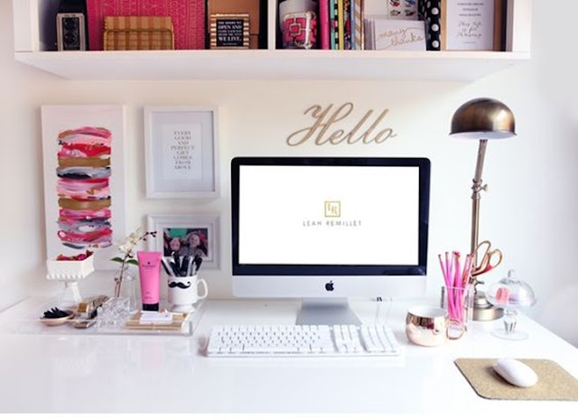 Home Office Feminino