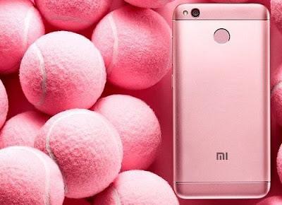 Spesifikasi dan Harga Xiaomi Redmi 4X Resmi