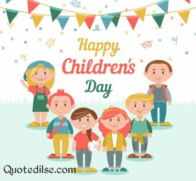 Sweet Quotes on Children's Day