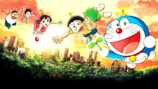 Doraemon and Nobita HD Wallpapers