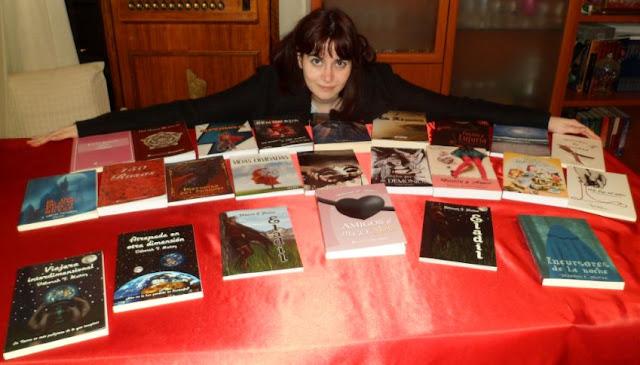todos mis libros hasta enero de 2016