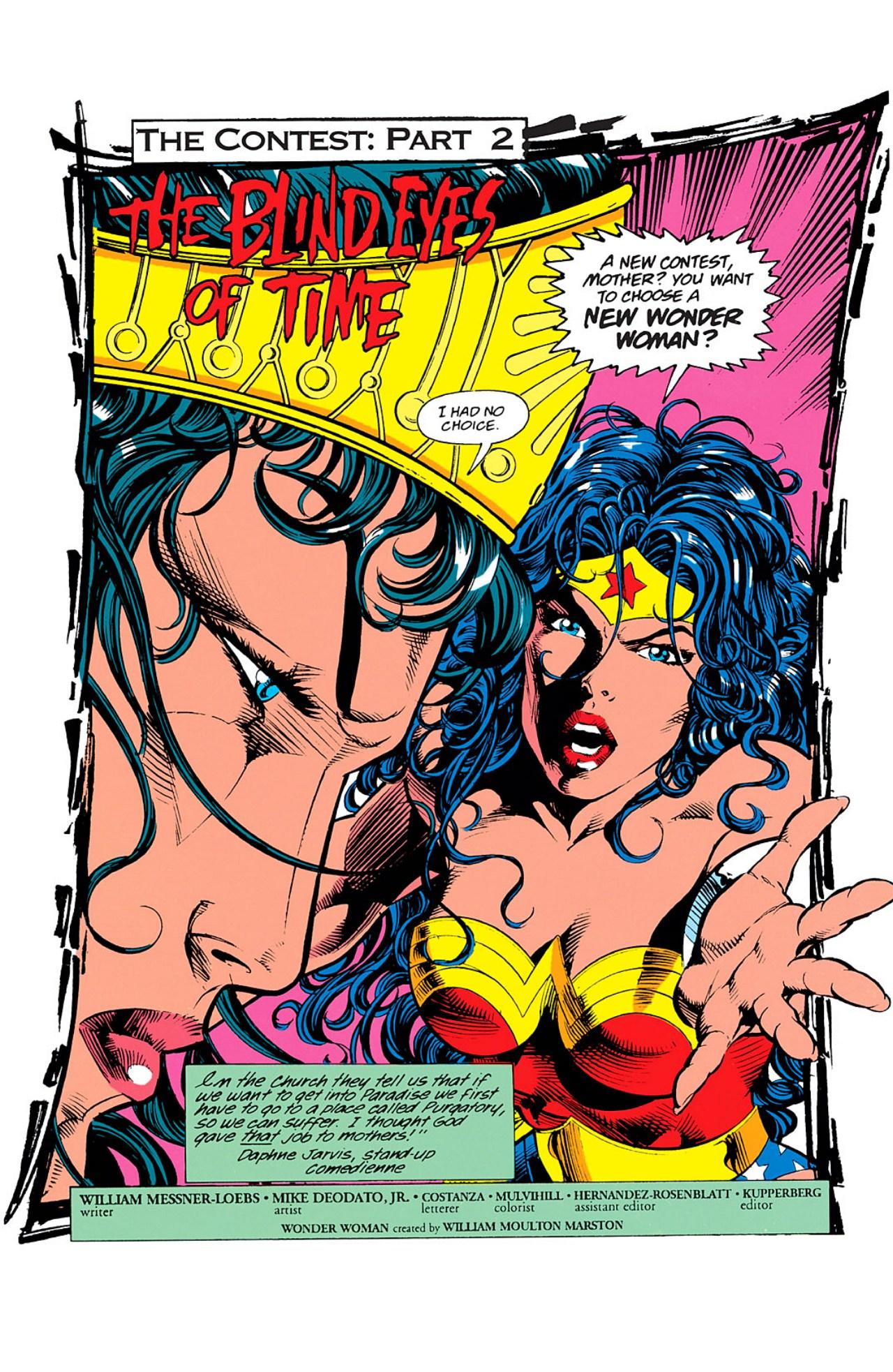 Read online Wonder Woman (1987) comic -  Issue #0 - 2