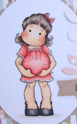 Heather's Hobbie Haven - Mother to Be Tilda Card Kit