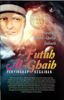 Kitab FUTUH AL GHAIB, Risalah Ke-55-58