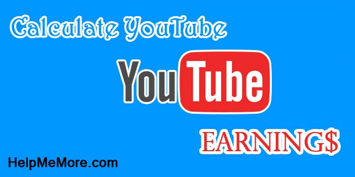 YouTube adsense Ad Revenue Calculator