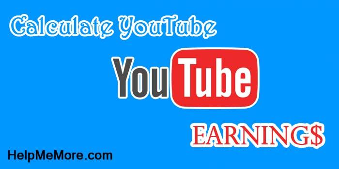 YouTube adsense Ad Revenue Calculator