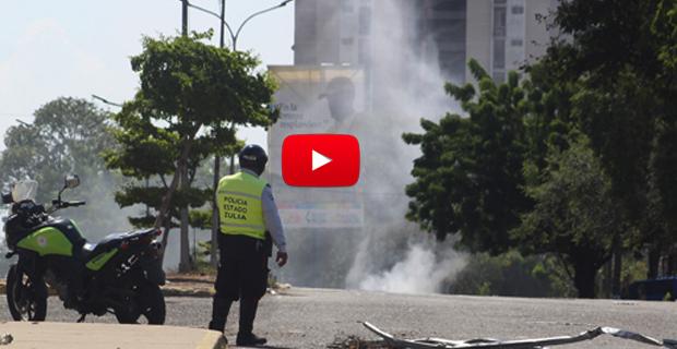 En El Saladillo se acabaron las protestas de calle al volver la electricidad