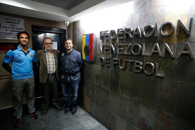 Jornada de actividades en la gira Venezolana de pretemporada 2018