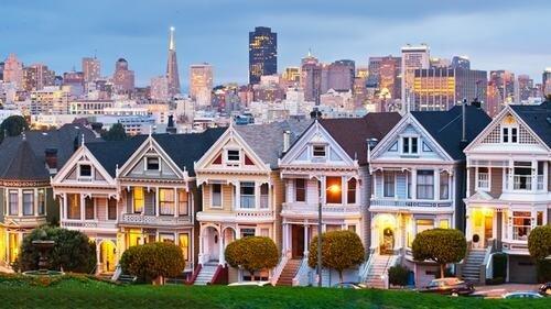 Giá nhà tại Mỹ tăng cao hơn dự kiến.