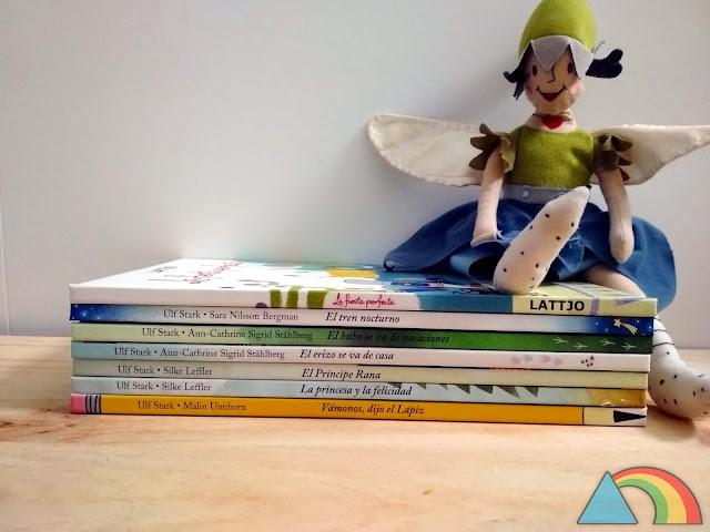 Libros infantiles de Ikea