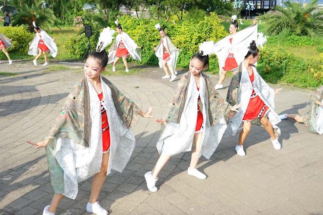 DSC02046 - 熱血採訪│2016首屆台中國際踩舞祭超夯登場,文華高中快閃高美濕地