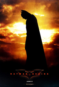 Worst to Best: Christopher Nolan: 07. Batman Begins