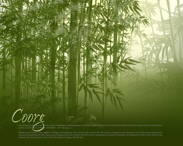 coorg travel images wallpaper