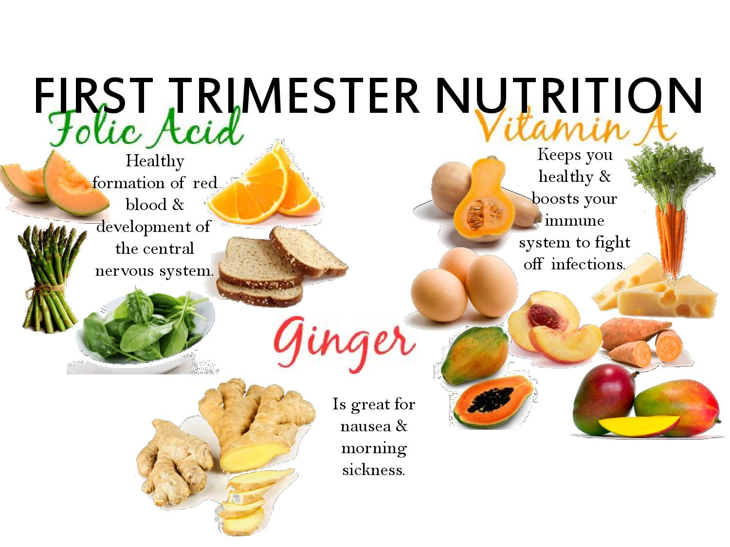 Good Pregnancy Foods For First Trimester