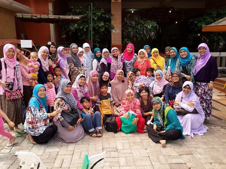 foto sesion di acara keb halbi 2014