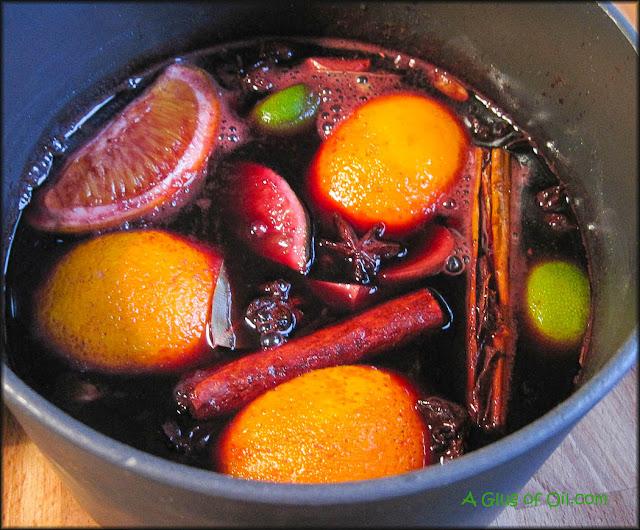 recipe mulled wine