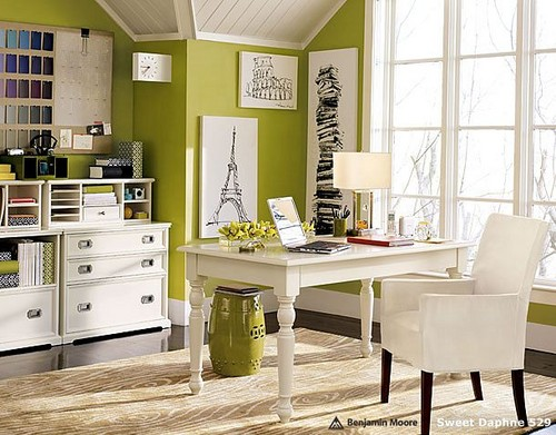 Home Design Inspiration: Home Office Design Ideas