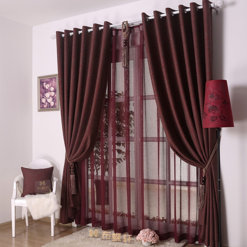 35 modern curtains styles decor units for B q living room curtains
