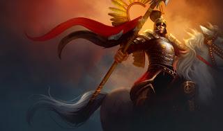 Winged Hussar Xin Zhao Skin