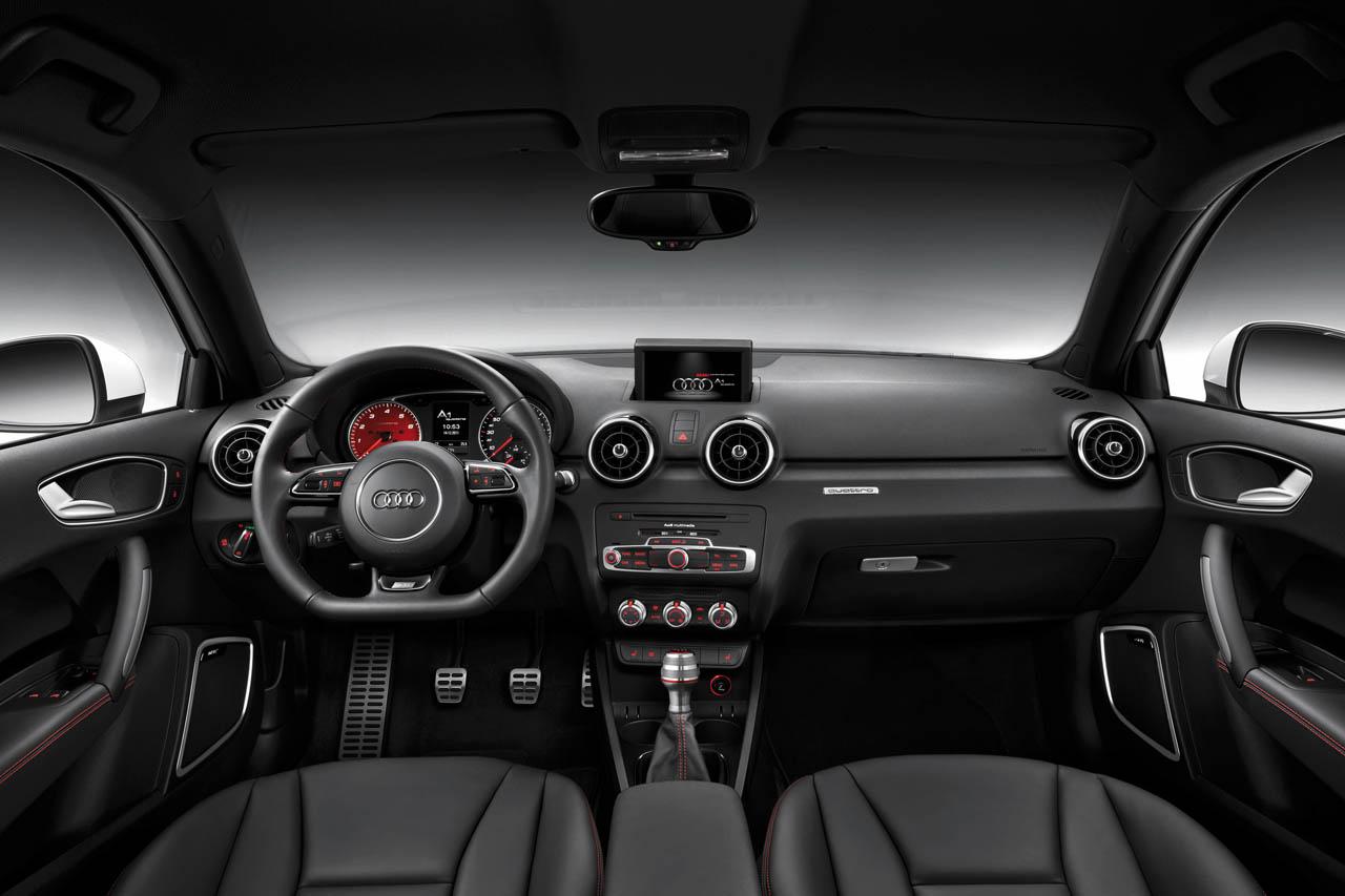 Audi A1 Quattro 2013 Car Barn Sport