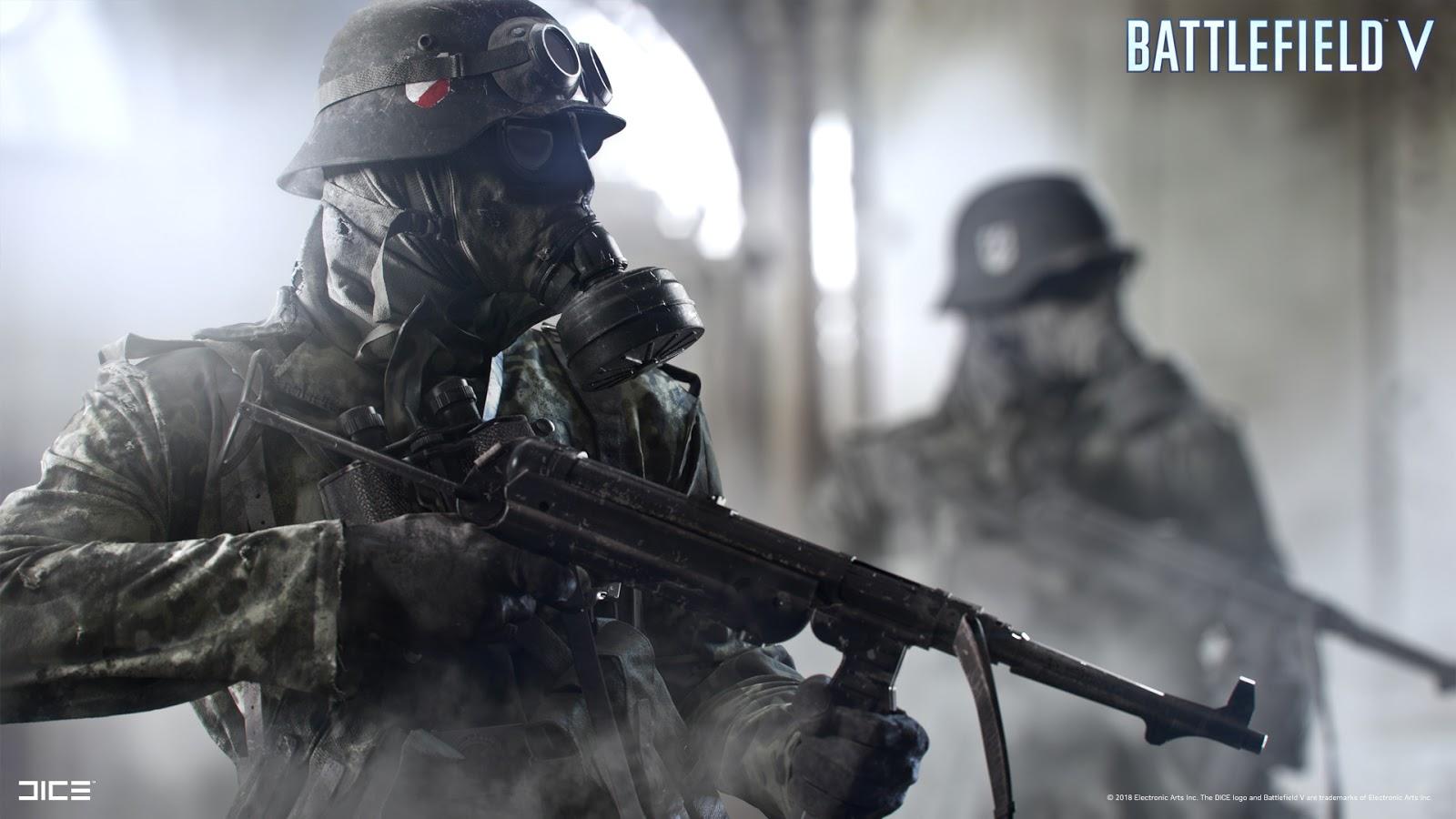 Teaser do modo Cooperativo de Battlefield V revelado