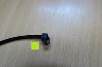sehr eng: HeiKab ® Profi Kabelbinder Set 500 St. - Schwarz - Längen: 100 / 140 / 160 / 200 / 300 mm