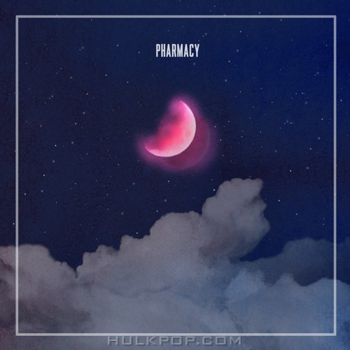 Pharmacy – Red Moon – Single