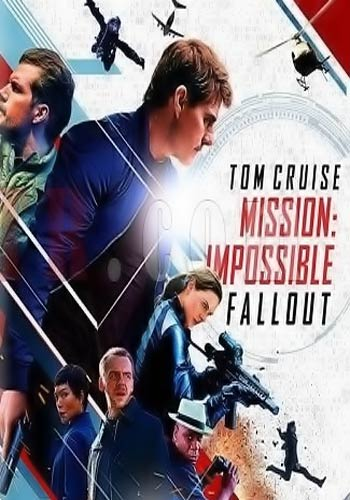 Mission Impossible Fallout 2018 Dual Audio BRRip 480p 350MB